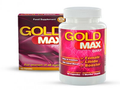 Gold Max Sex Supplement For Female