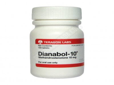 Dianabol 10 mg with discount