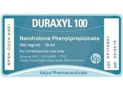Duraxyl 100- 10ml/vial