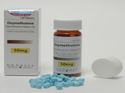 Oxymetholone for adults