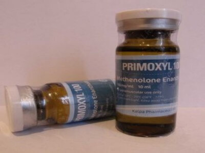 Primoxyl 100-10ml/vial