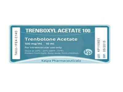 Trenboxyl Acetate 100- 10ml/vial