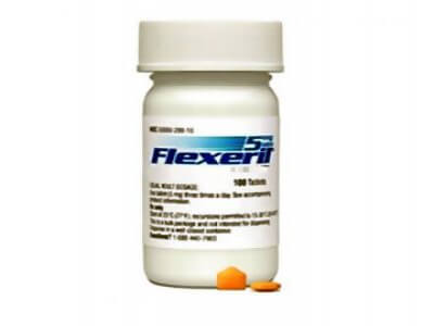 flexeril (cyclobenzaprine)