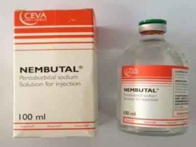 Nembutal Phenobarbital 100mg Tablets