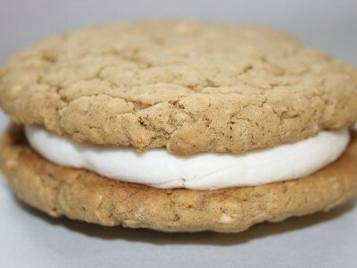 Big S Oatmeal Cookie
