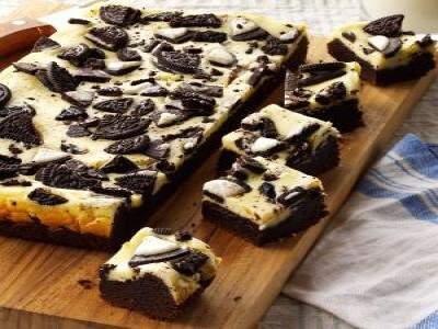 Brownies 'n Cream
